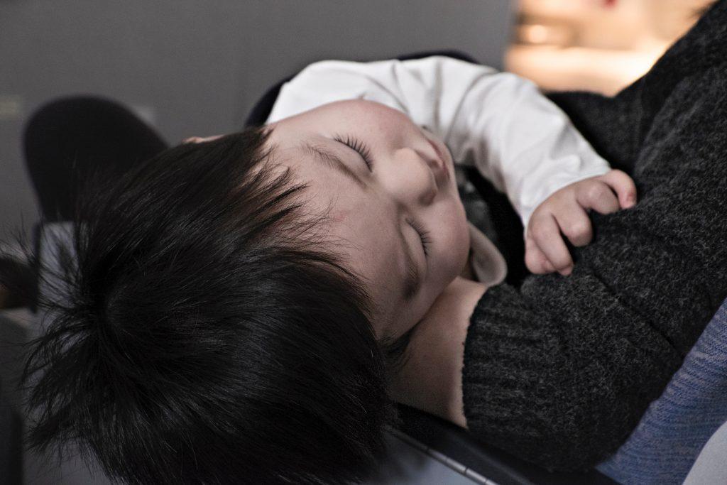 捍衛孩子睡眠質素=捍衛孩子快樂指數_許芷茵_黃巴士