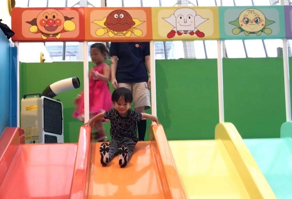 【福岡親子遊 】兩層麵包超人館食買玩樣樣齊_日本_九州_黃巴士